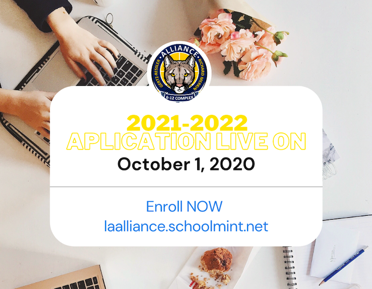 Open Enrollment for 2021-2022  is Open!! We are still accepting applications for 6th grade!! Thumbnail Image