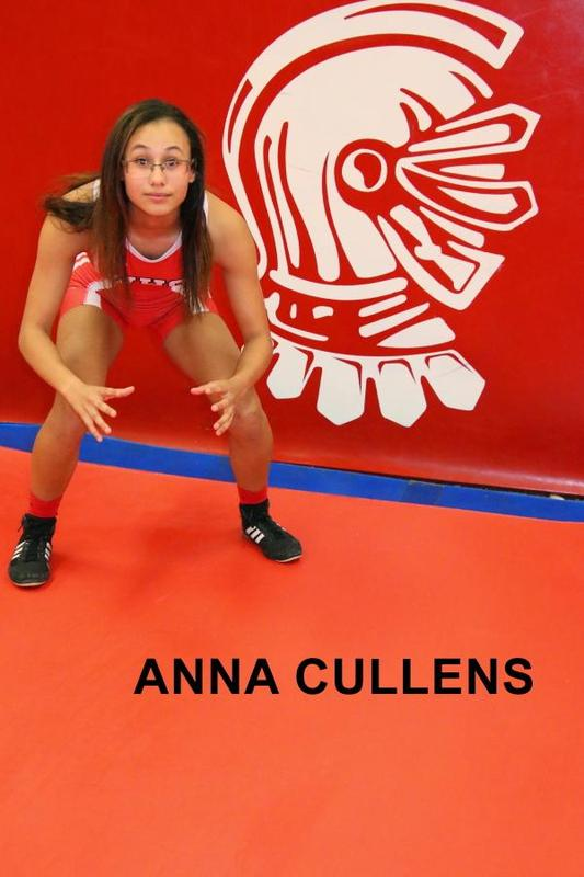 Anna Cullens RANKED #1 in STATE DIV II