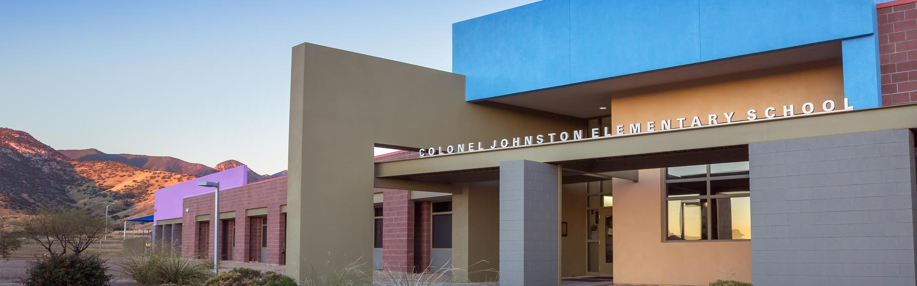 Colonel Johnston Elementary