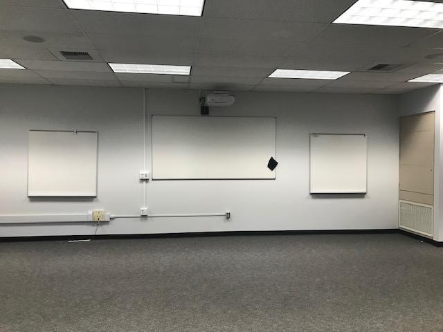 Marker board installation