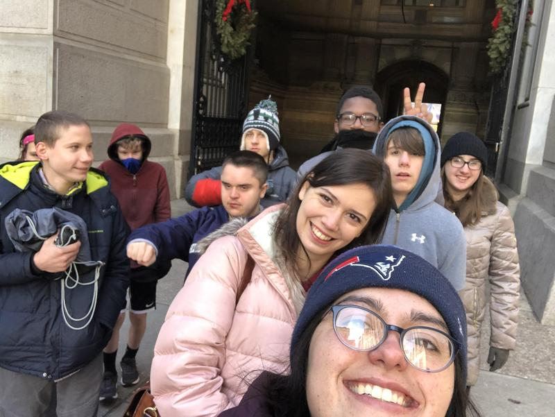 9th Grade Visits Walnut St Theatre Featured Photo