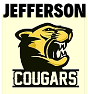 Jefferson Cougars clipart