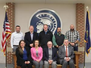 ELANCOSD School Board of Directors Group Photo