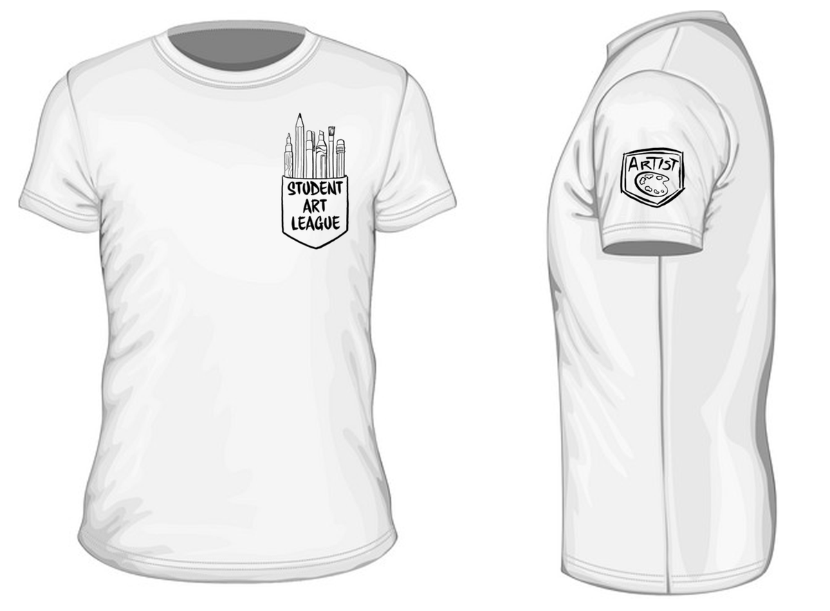 art league tshirt