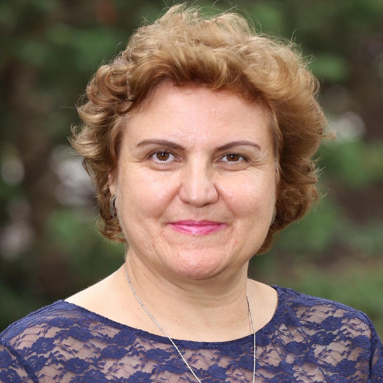 Nina Ouzounova's Profile Photo