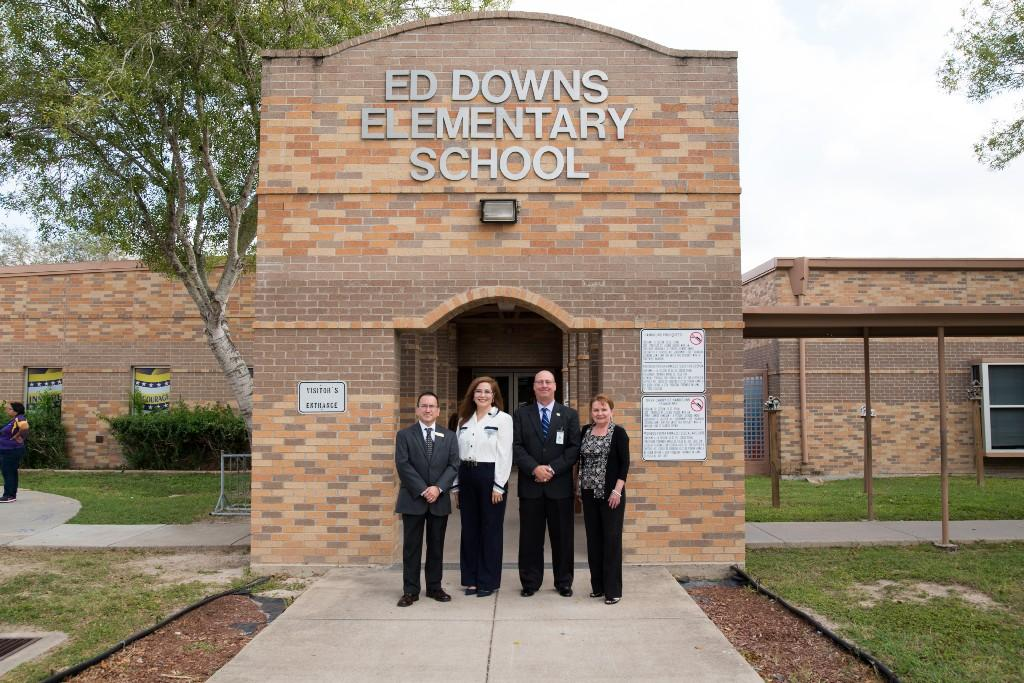 Career Day at Ed Downs