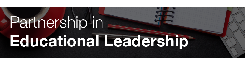 Educational Leadership Program Banner