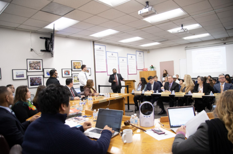 board meeting february 2019