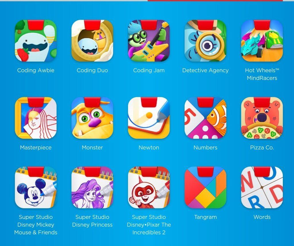 Osmo Apps