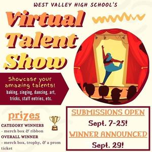 West Valley Virtual Talent Show