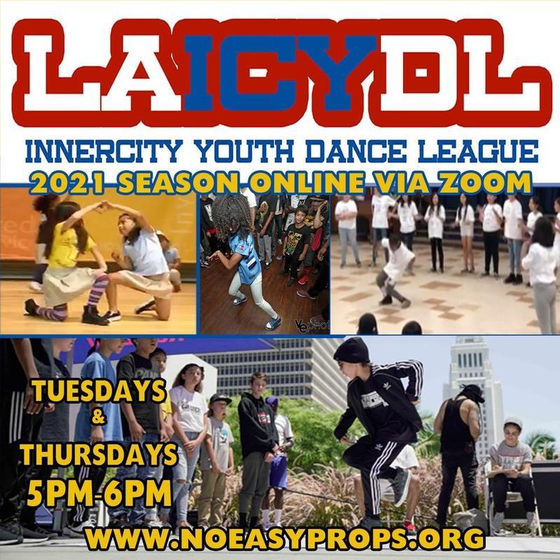 LA ICY DL Intercity Dance League Featured Photo
