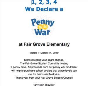 Penny War