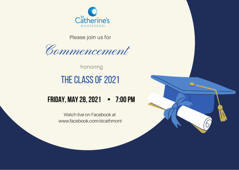 SCM High School Class of 2021 - Commencement Ceremony Featured Photo