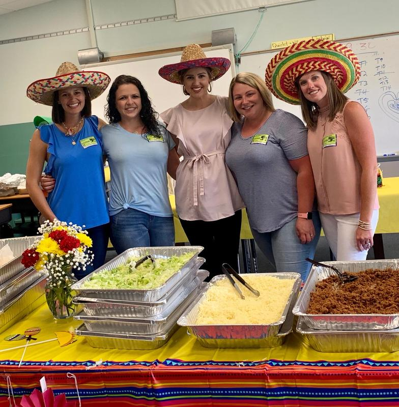 Our fabulous PTO volunteers