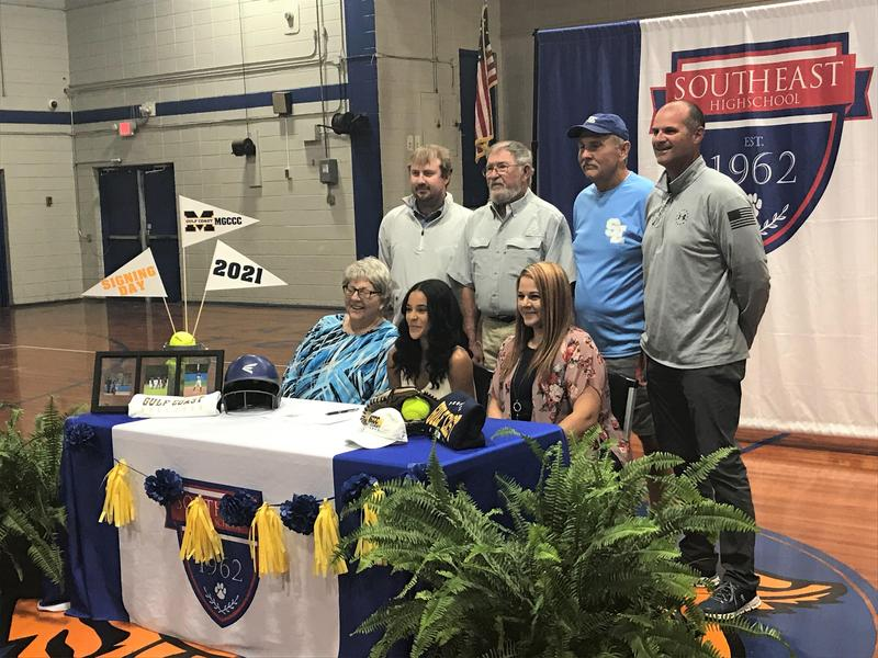 SEHS Signing Day