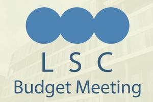 Image Icon LSC Budget Meeting