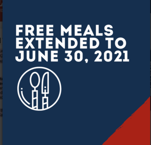 meals extended through 6/21
