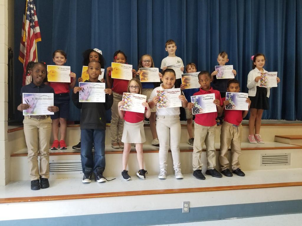 2nd Grade - 1st Term