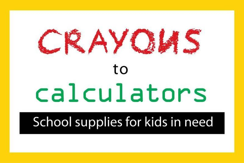 Crayons to Calculators Featured Photo