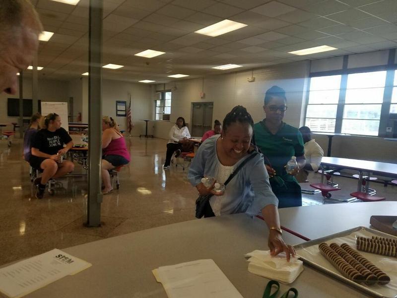 STEM's 1st Parent Meeting was a Success!! Thumbnail Image