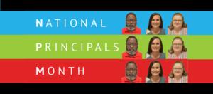 Principals Appreciation Month