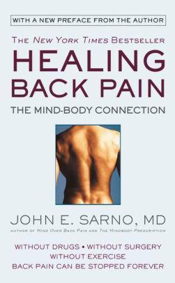 Book Cover: Healing Back Pain