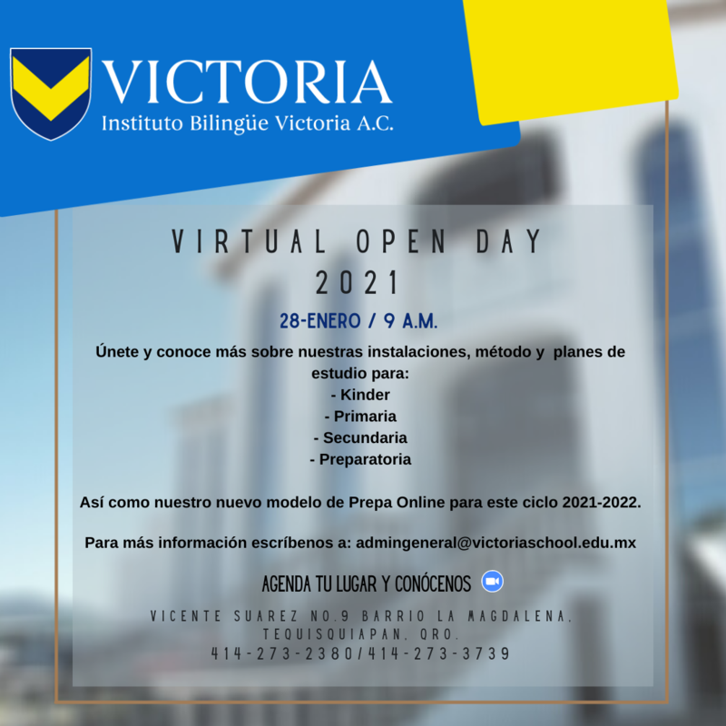 Virtual Open Day 2021 Featured Photo