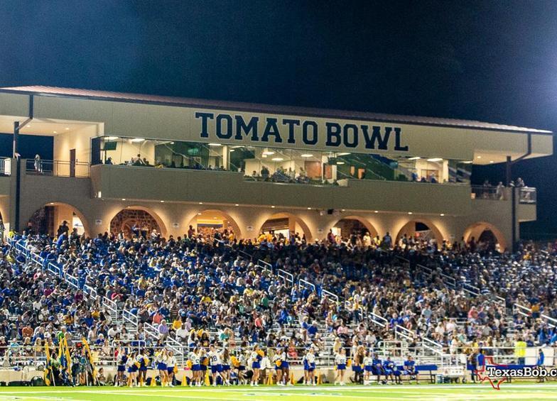 the new tomato bowl