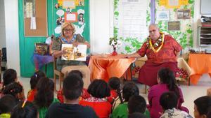 "Matatula Elementary School Literacy Week ""Hidden Treasurers of a Book"" Featured Photo"