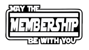 May the Membership Be with You