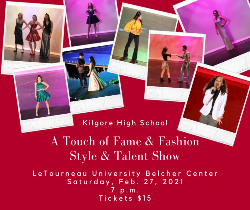 A Touch of Fame & Fashion Style & Talent Show Featured Photo