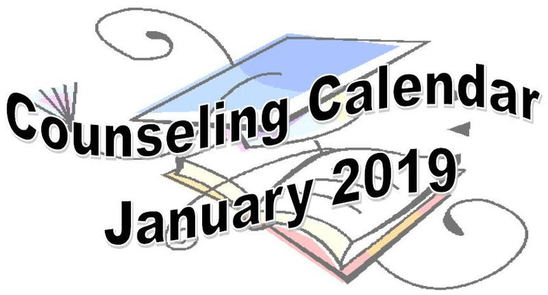 January Counseling Events Thumbnail Image