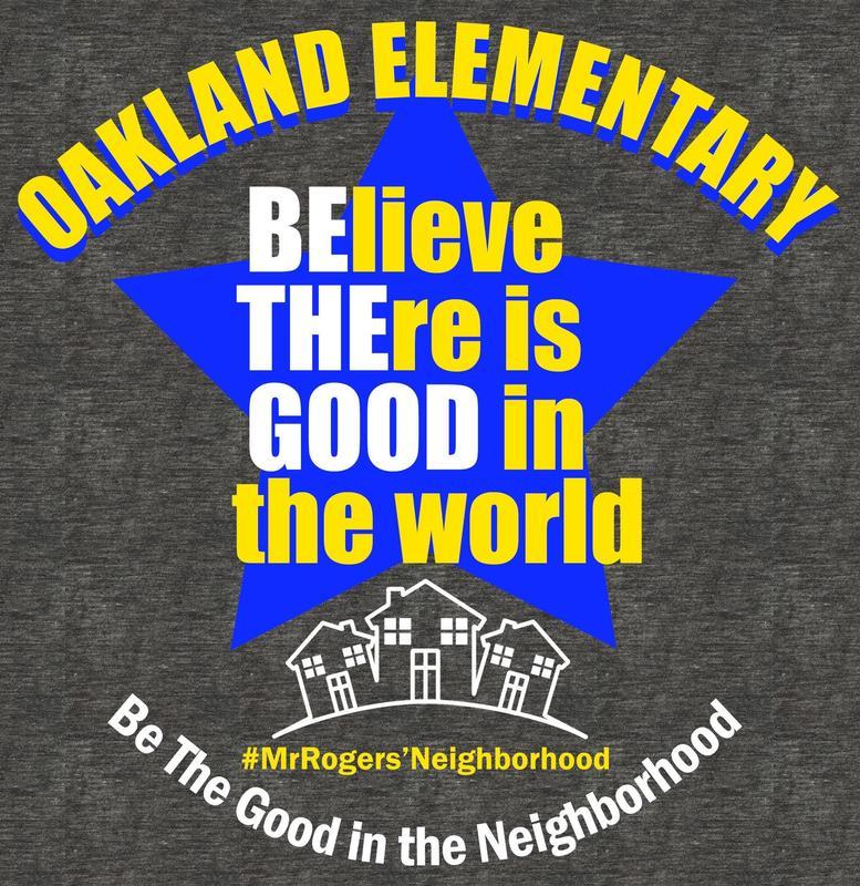 Oakland Elementary School Theme 2021-21 Thumbnail Image