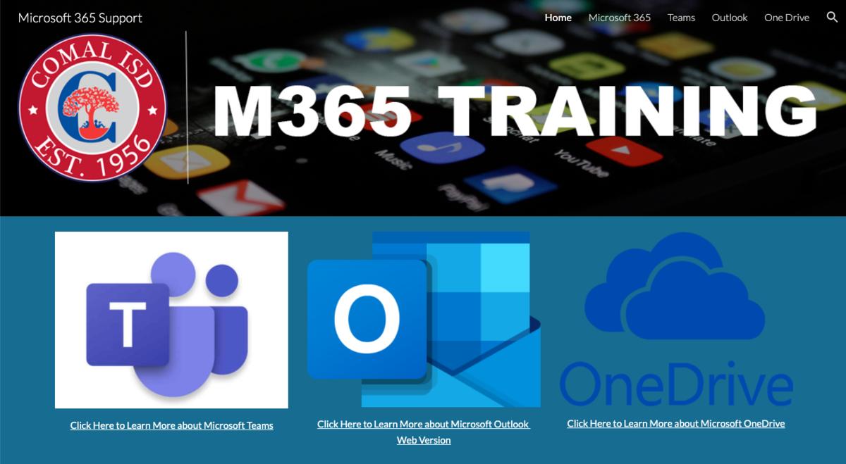 M365 Instructional Training