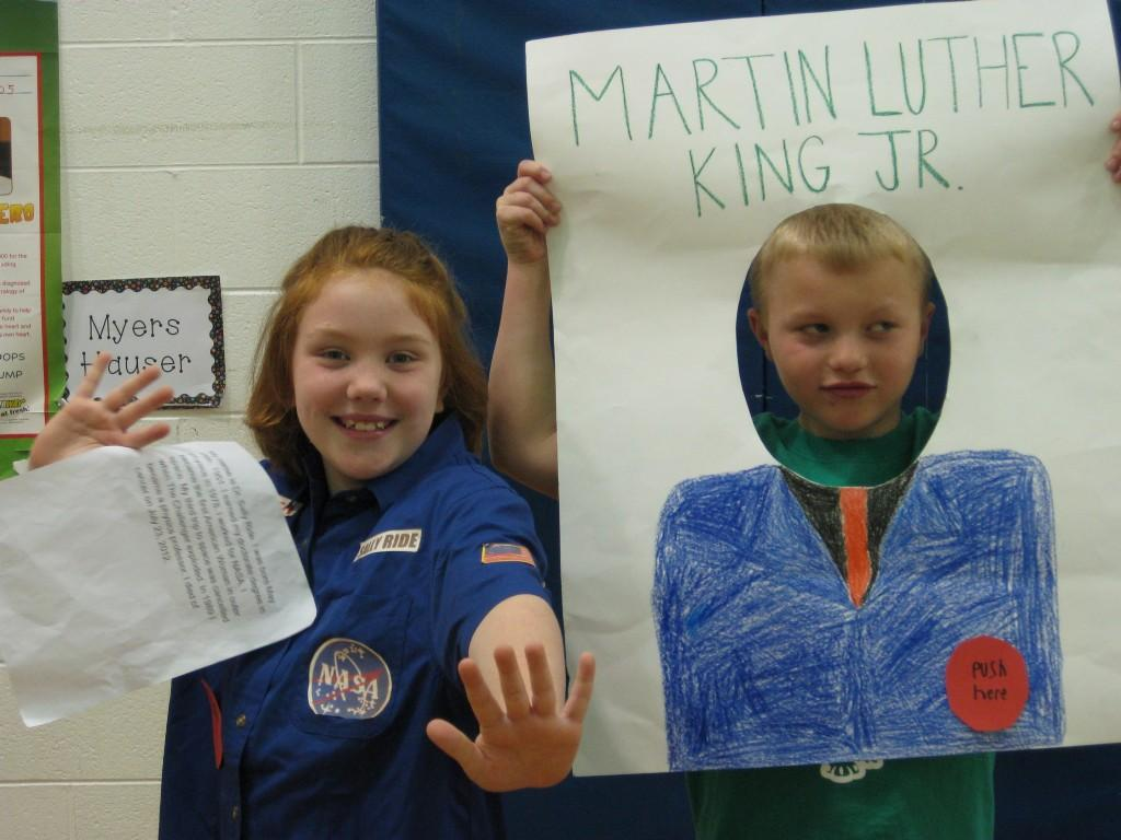 Wax Museum-Martin Luther King, Jr.