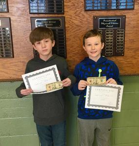 Science Fair Overall Winners