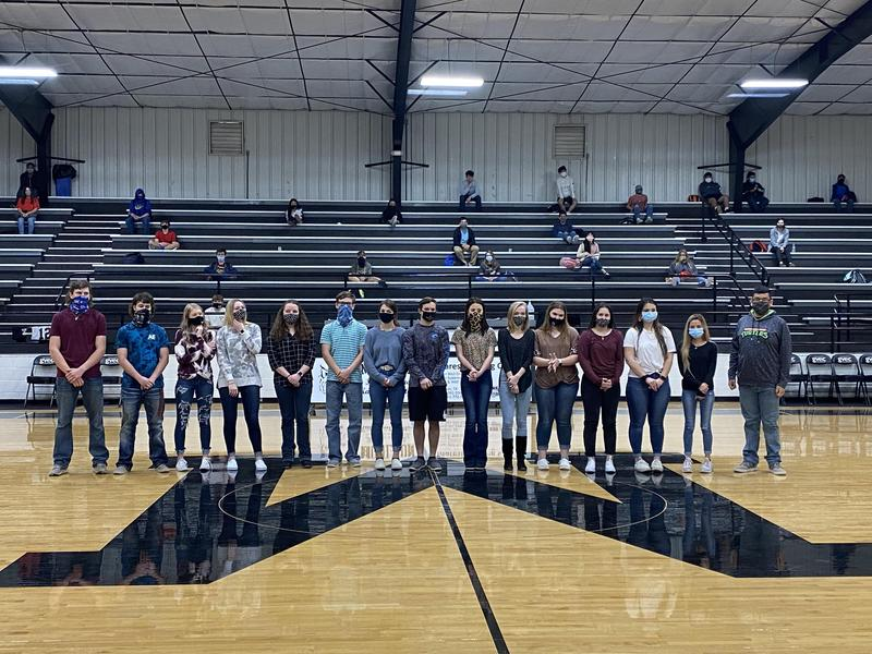 Senior Recognition Day Featured Photo