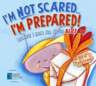 I'm Not Scared, I'm Prepared