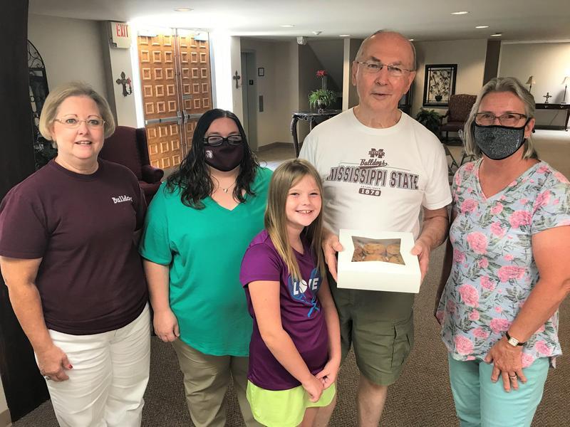 LCSD Recognizes Good Samaritan Dennis Florreich