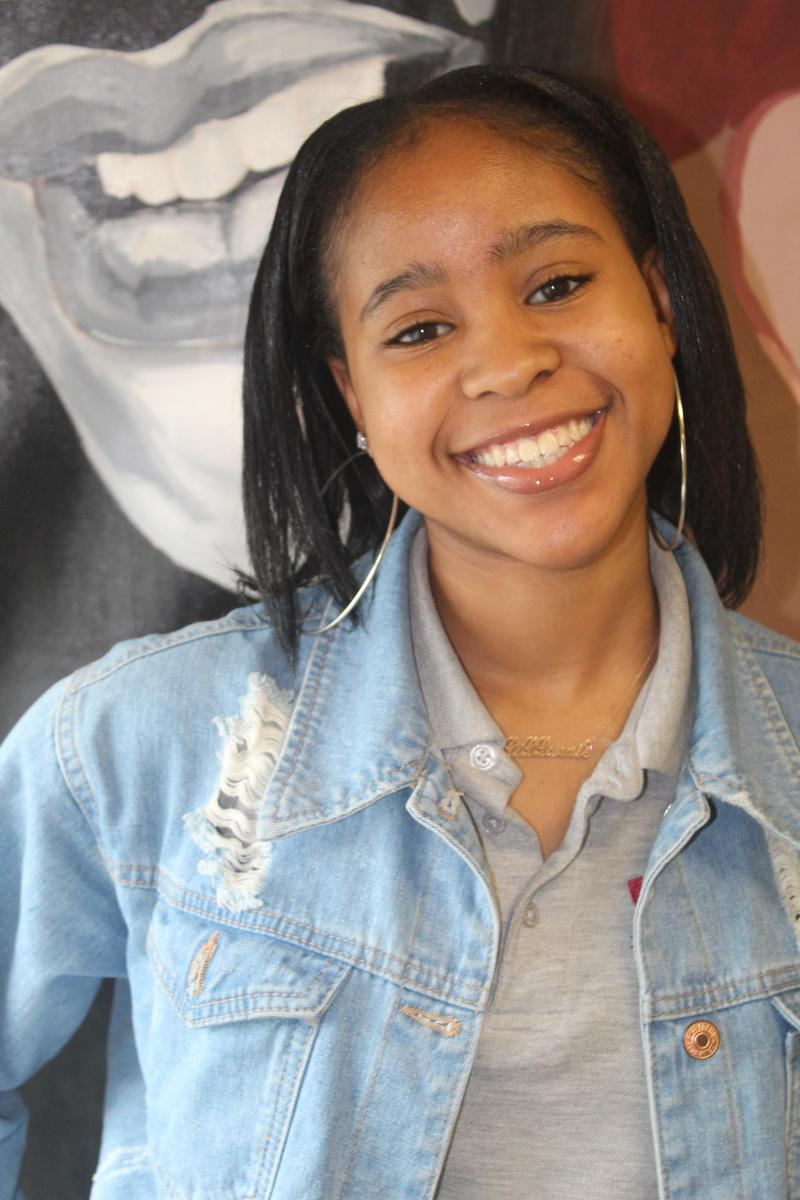 Congratulations to 11th Grade Scholar of the Month for January--Lahyniah Phillips! Thumbnail Image