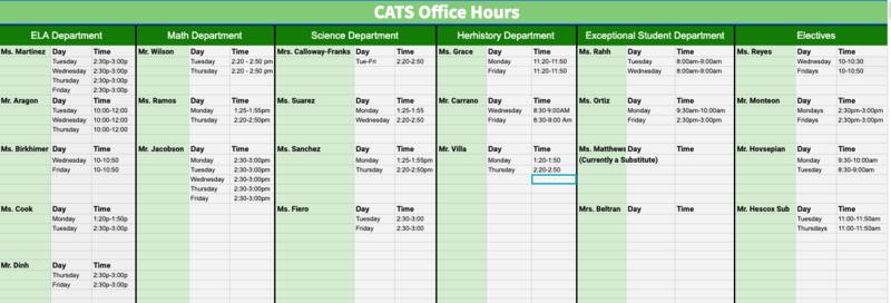 Teacher Office Hours Featured Photo