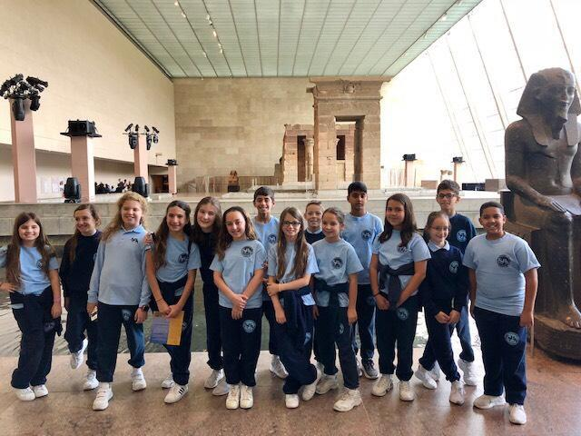5th Grade Enjoys First Trip to The Met By Shiv Rao Thakkar 5-2 Featured Photo