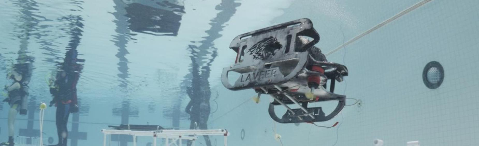 Underwater Robotics Competition