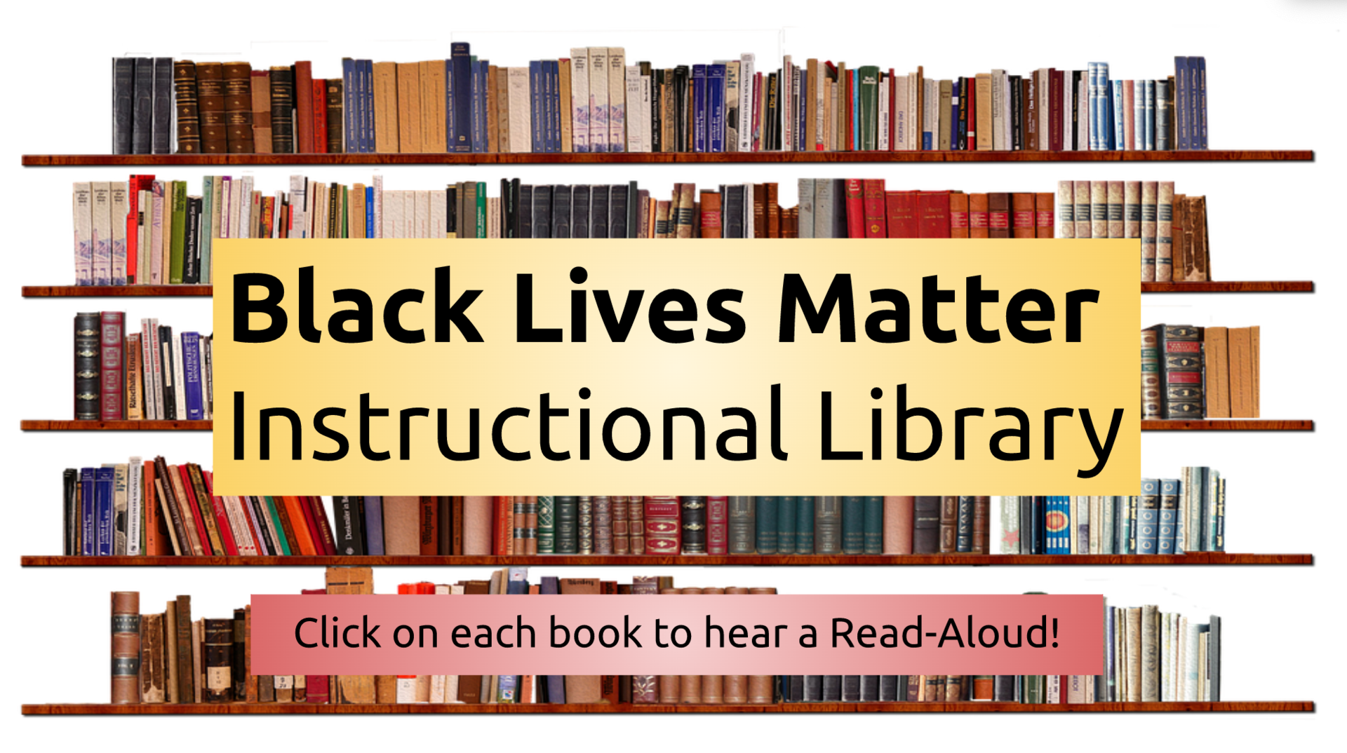Black Lives Matter Library