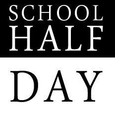 Half Day Announcement