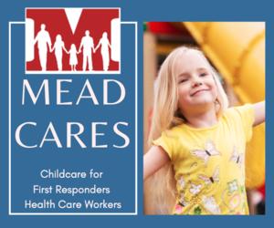 Mead Cares Logo