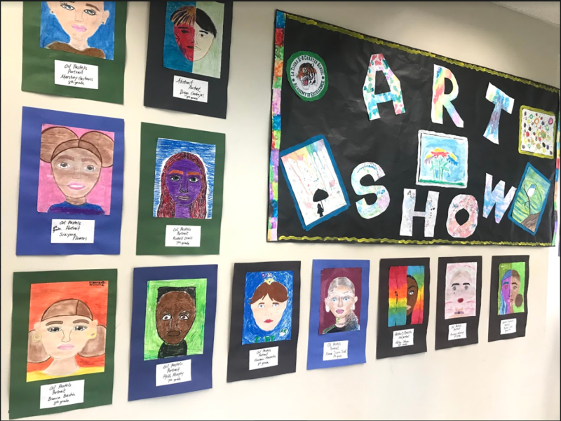 Inglewood Unified Showcases Student Art during Annual Celebration Featured Photo