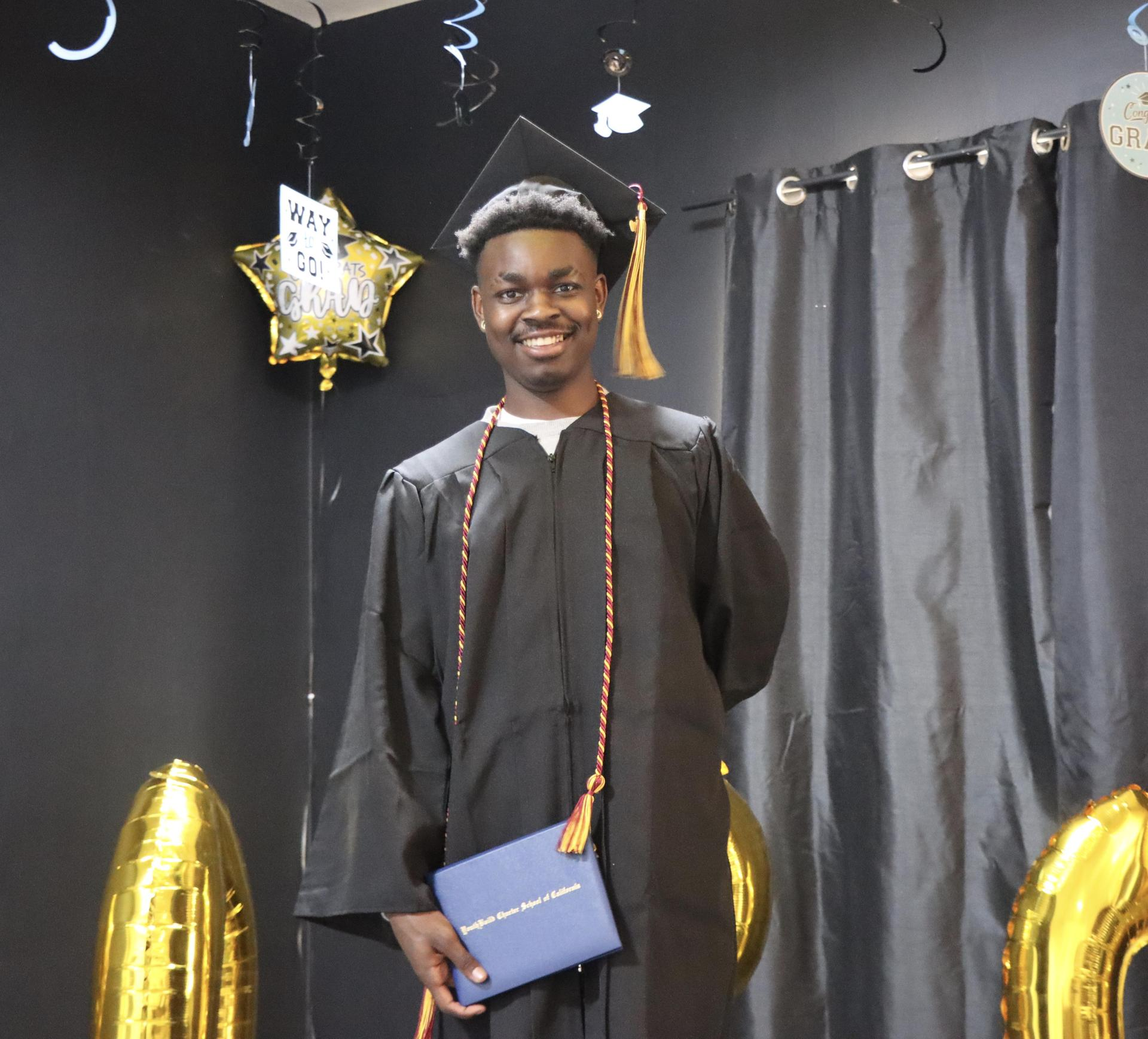 A 2020 Hollywood site graduate