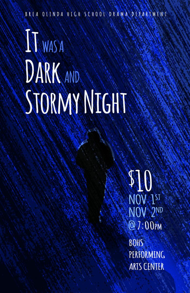 Dark Stormy