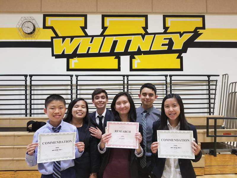 Whitney High School's Model United Nations 16th Annual Conference Thumbnail Image